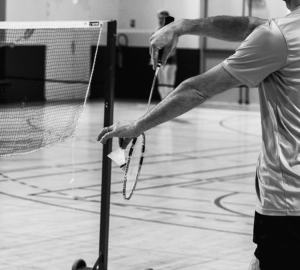 Les rencontres amicales : les évènements du badminton guidelois