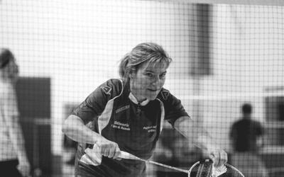 Le forum des associations et le badminton guidelois